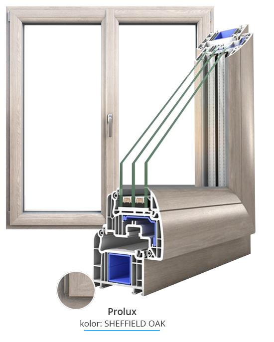 okna prolux szczecin
