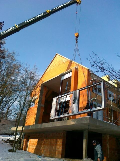 montaż okien eko-dom szczecin